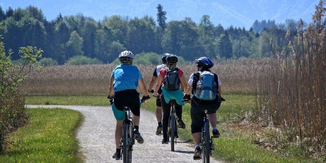 Perchè è meglio andare in bicicletta in compagnia