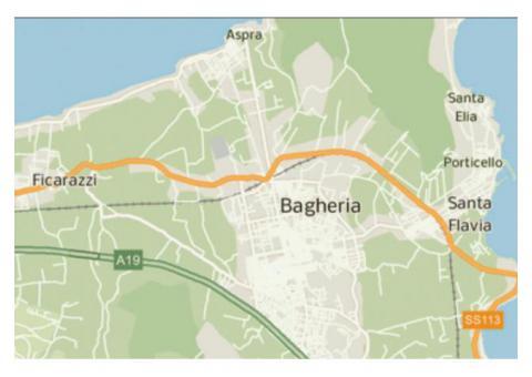 Passeggiate da FICARAZZI - ASPRA - BAGHERIA