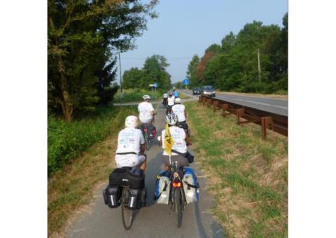 DOMENICA 5 GIUGNO pedalata da Forlì a Rimini