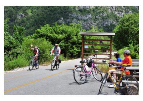 In bici con Pedalata Pontebba Carnia