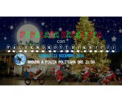 Pedalata natalizia con Palermonotteinbici