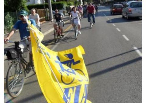 Marzo: Pedalate lente e cordiali a Rovigo