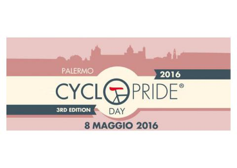 Cyclopride Day Palermo 2016
