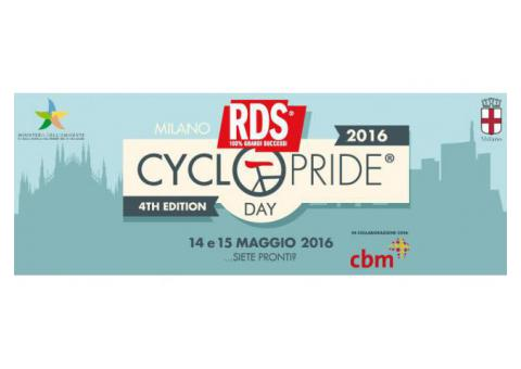 Cyclopride Day Milano 2016