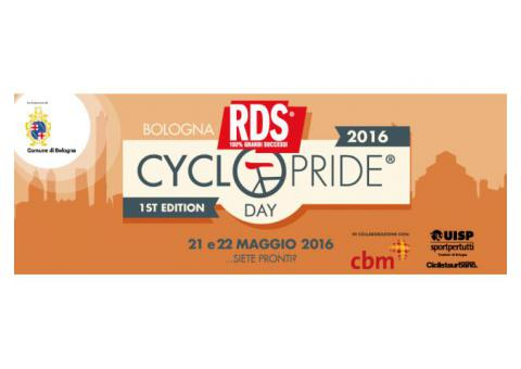 Cyclopride Day Bologna 2016